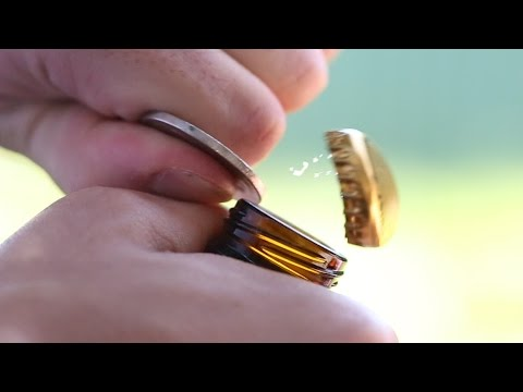 Ways to open a beer without a bottle opener