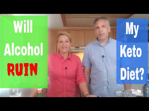 Will alcohol ruin your keto diet ? nope! try these keto cocktails!