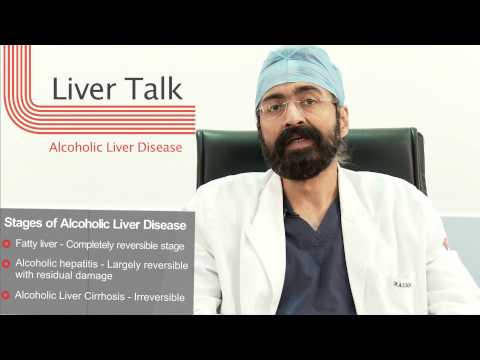 Liver talk by dr. soin: alcoholic liver disease