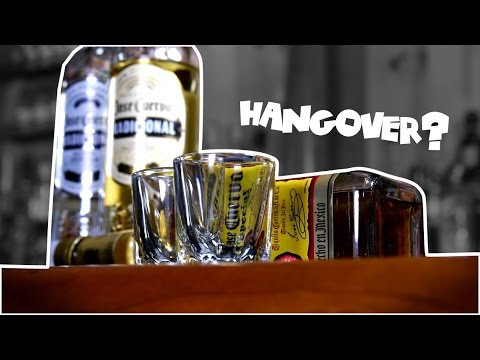 Why some alcohol gives you a hangover / congeners / the more you know