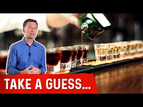 How much alcohol do people really drink?