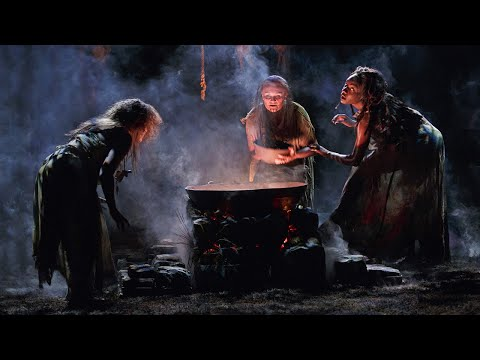 Witches brew // with the witches of the stratford festival's macbeth
