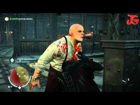 Assassin's creed syndicate a simple plan assassinate sir david brewster ( ep 3 ) walkthrough