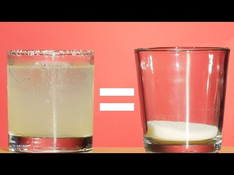 How much sugar is in your alcoholic drinks?