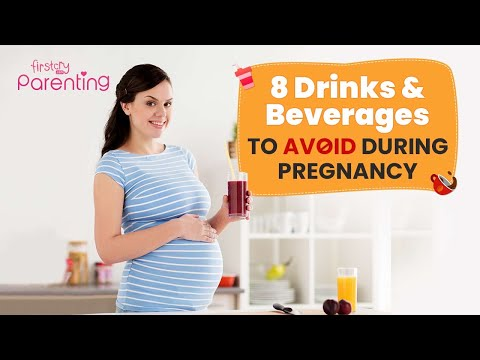 8 drinks and beverages you should avoid during pregnancy