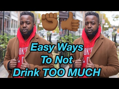 How to cut back on drinking alcohol (you should know this)