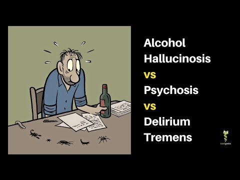 Alcohol withdrawal management & treatment