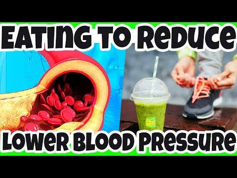 Best foods to eat to lower high blood pressure - bring down blood pressure naturally