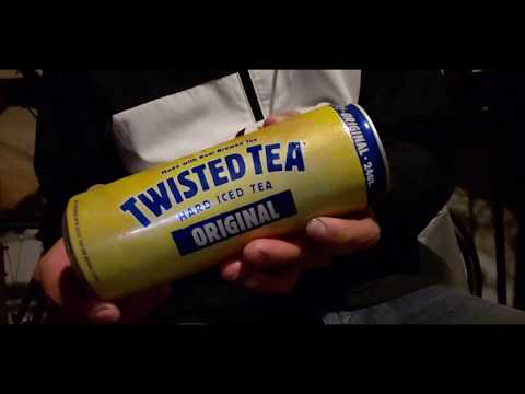 Twisted ice tea review (alcohol)